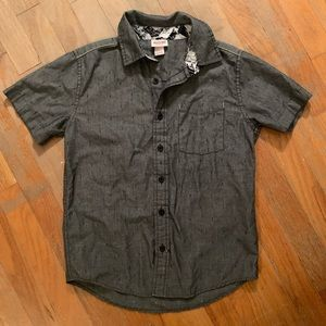 Mossimo Short Sleeve Button Down